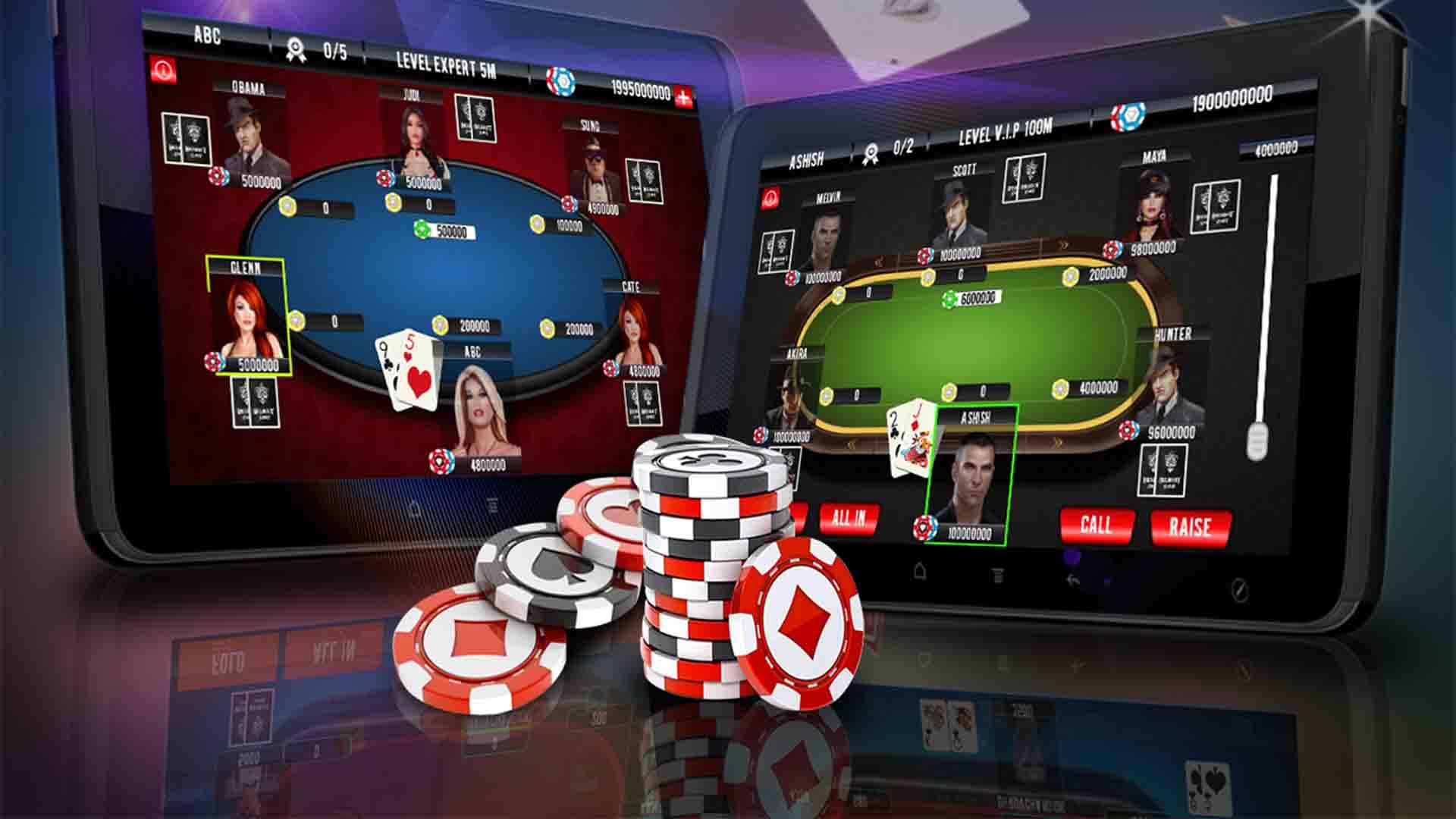 Agen Poker Online Uang Asli Terpercaya